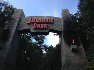 Universal Studios - Part 2 (A.K.A. Jurassic Park, Toon Lagoon and Marvel Island)